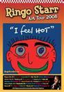 RINGO STARR ART TOUR 2008 POSTER